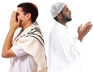 muslim and jewish