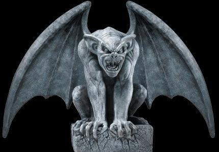 Paranormal-Gargoyle