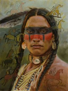 american-indian-paintings-best-10-native-american-artists-ideas-on-pinterest-native-images